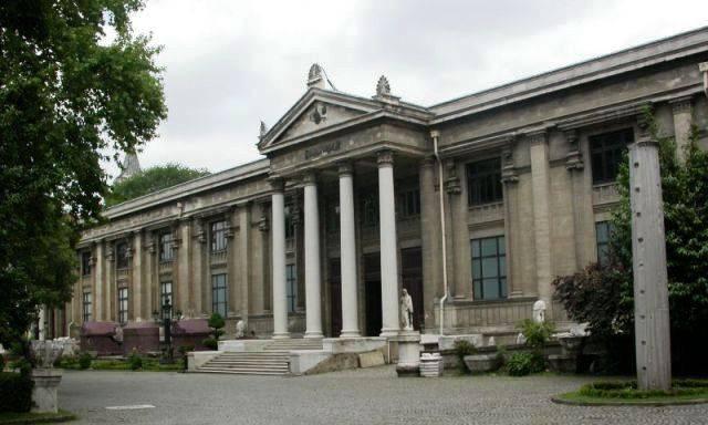 El Museo Arqueológico de Estambul 1