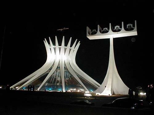 La Catedral de Brasilia 1