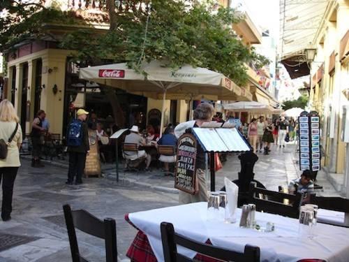 Las tavernas griegas 1