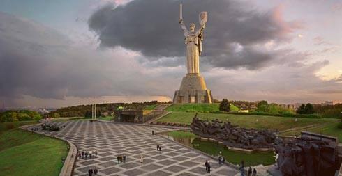 Museo de la Gran Guerra Patria, Kiev 1