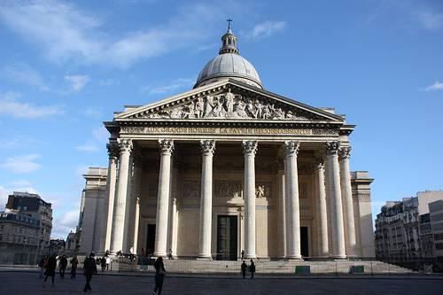 El Panteón de París 1