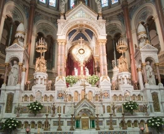 Basílica del Santísimo Sacramento 1