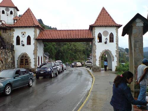 Turismo en Colonia Tovar 1