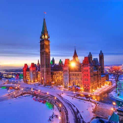 3 Atractivos para visitar en Canadá