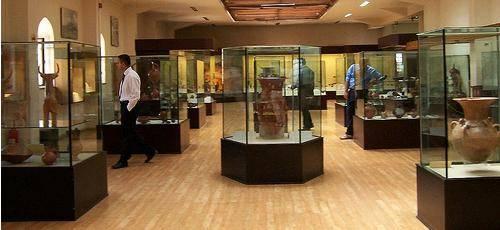 El Museo de las Civilizaciones de Anatolia 1