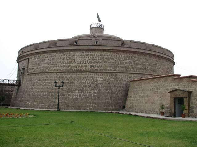 La Fortaleza del Real Felipe 1