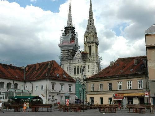 La Catedral de Zagreb 1