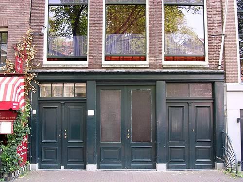 La Casa de Ana Frank 1
