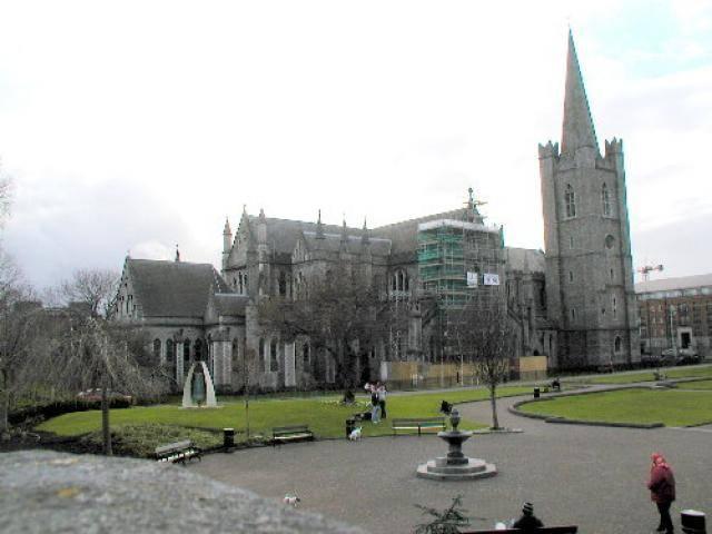La Catedral de San Finbar 1