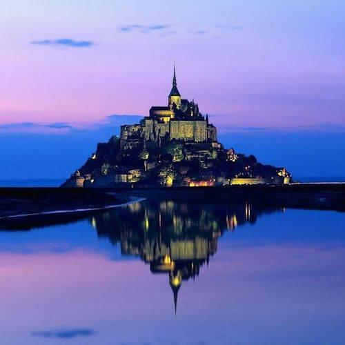 Mont Saint Michel, un famoso atractivo de Francia