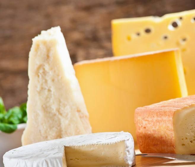 Los mejores quesos de Europa