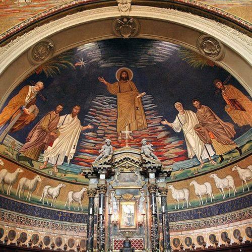 Iglesia Santa Maria Antigua del Foro romano