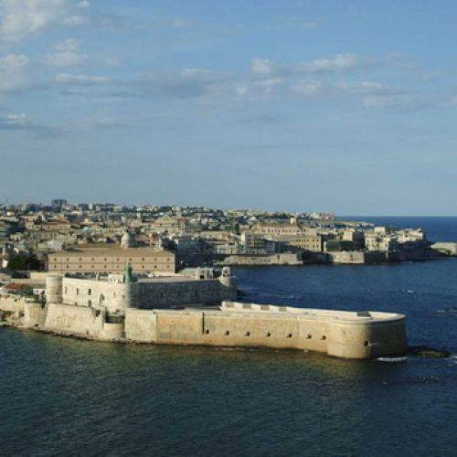 Siracusa, una ciudad italiana de origen griego