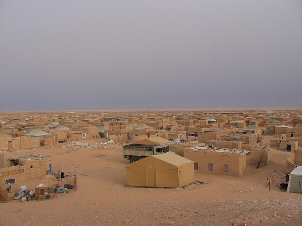 Los campos de refugiados de la provincia de Tinduf 1