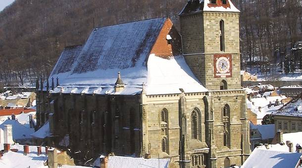 La Iglesia Negra de Brasov 1
