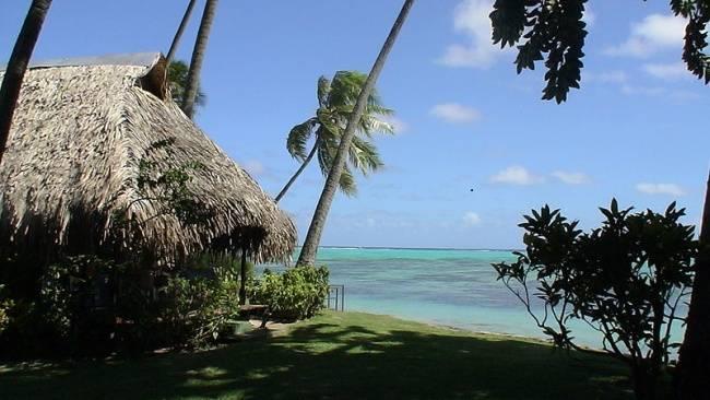isla de tahiti