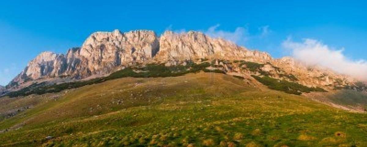 Las montañas Bucegi 1