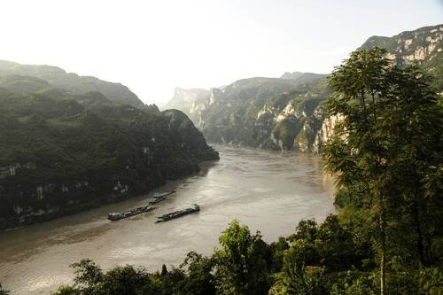 El río Yangtsé 1