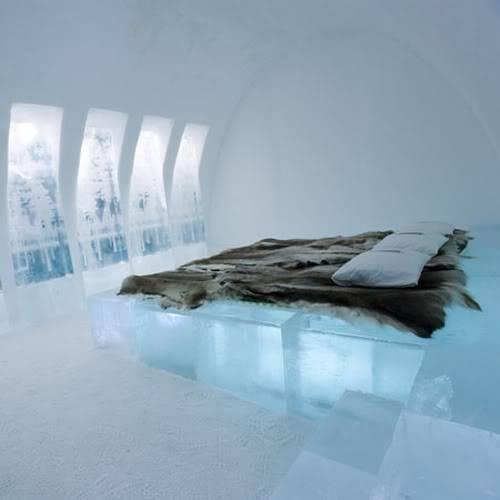 Los hoteles más extraños de Suecia