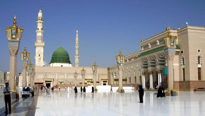 La Mezquita del Profeta 1