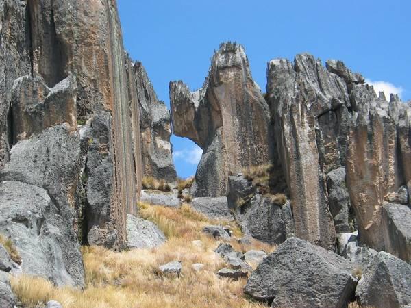 El Bosque de Piedras de Huayllay 1