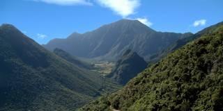 camino a la caldera de pululahua