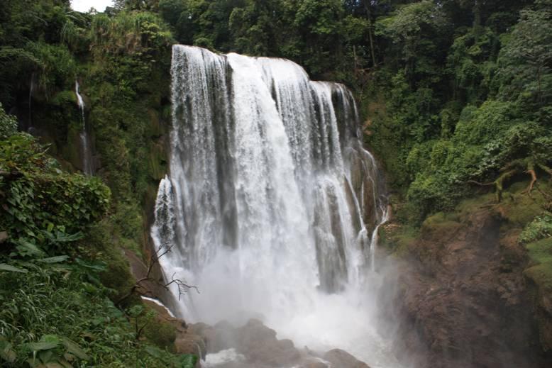 Las Cataratas Pulhapanzak 1