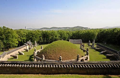 El Conjunto de Tumbas de Goguryeo 1