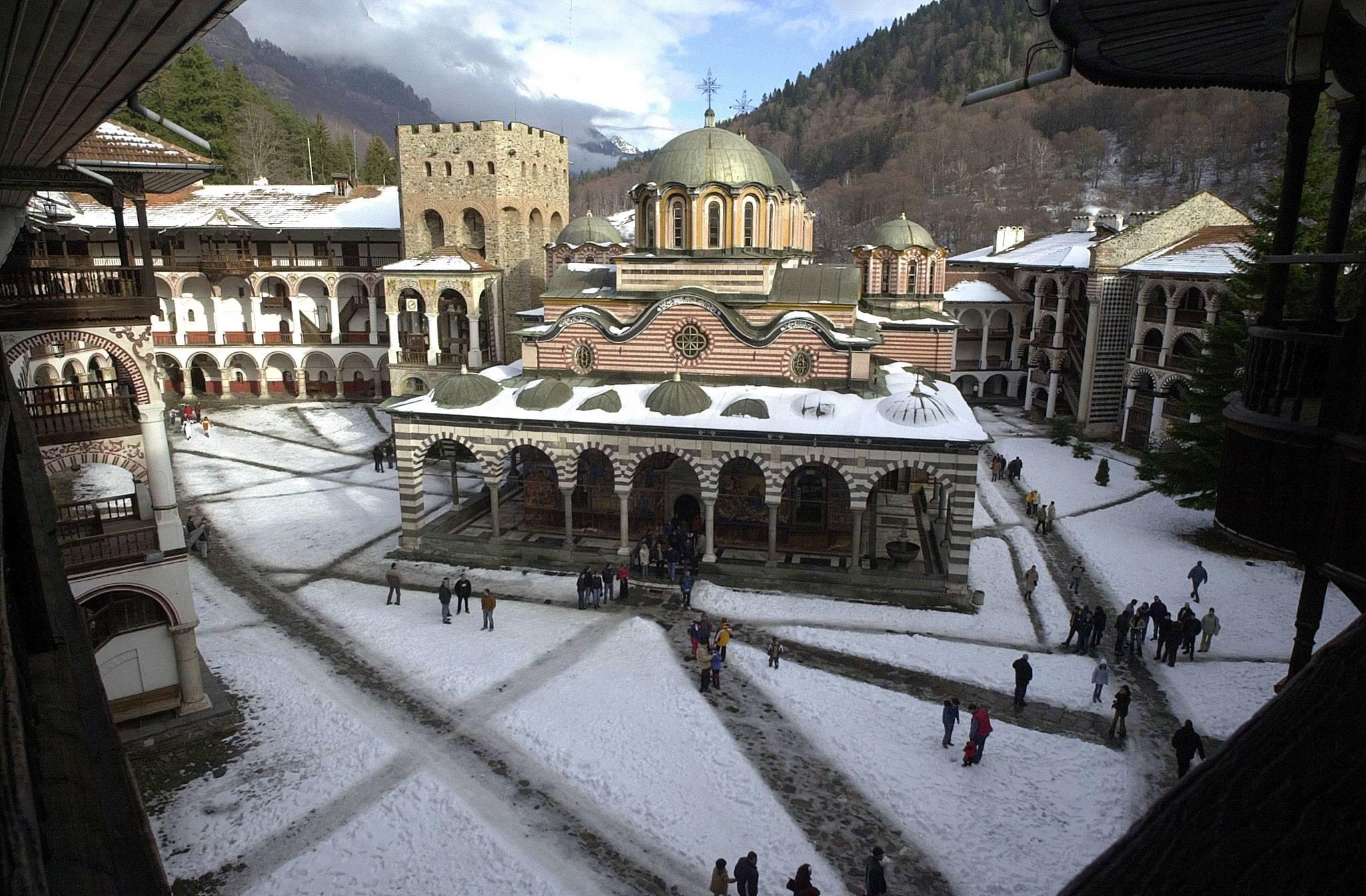 Destinos turísticos en los Balcanes