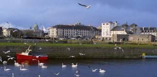 galway en irlanda