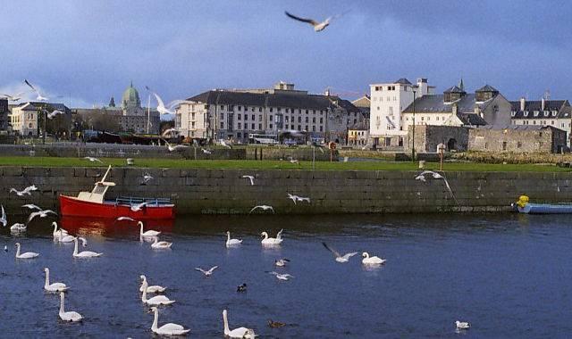 turismo por irlanda galway vivir en el mundo