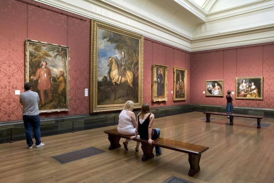 Las mejores capitales del arte europeo