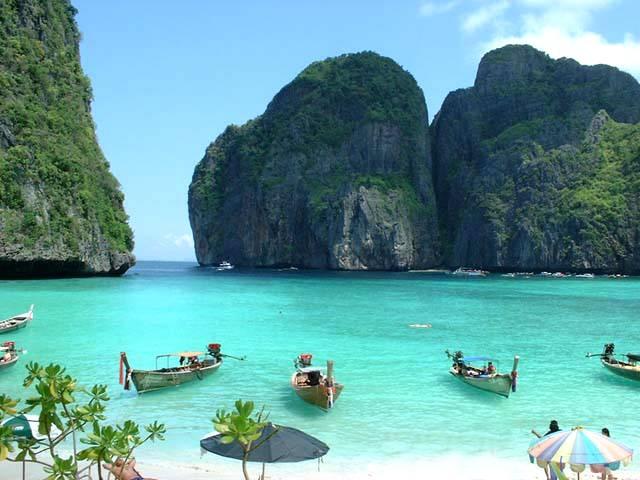 Vacaciones económicas en países asiaticos