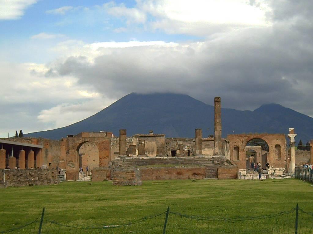 Descubre la cultura romana en Pompeya