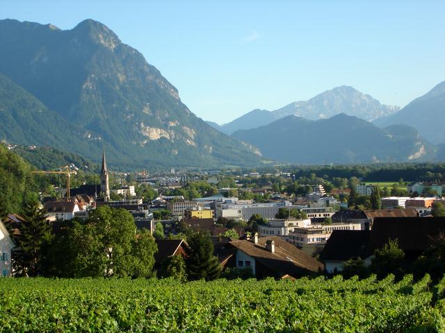 Atractivos de Vaduz, capital de Liechtenstein