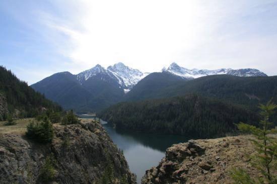La Cordillera de las Cascadas 1