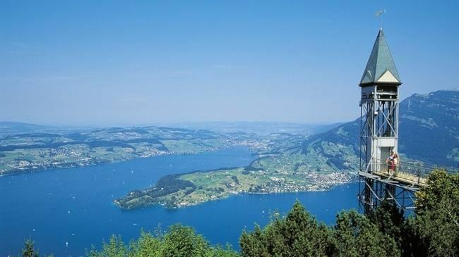 El Lago de los Cuatro Cantones 1