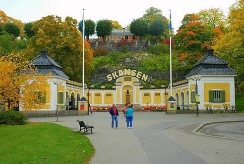 El Museo Skansen 1