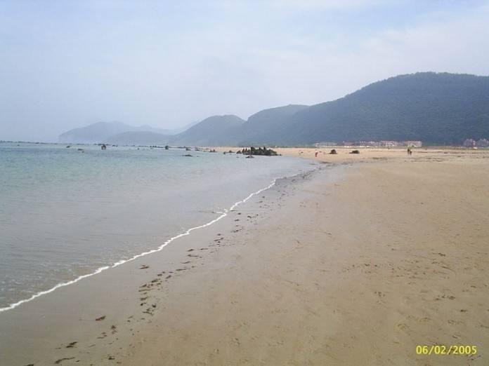 Playa de Trengandín en Noja Cantabria distinguida 3