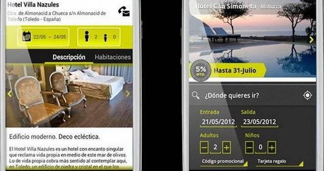 Rusticae, la aplicación de los hoteles rurales en España 1