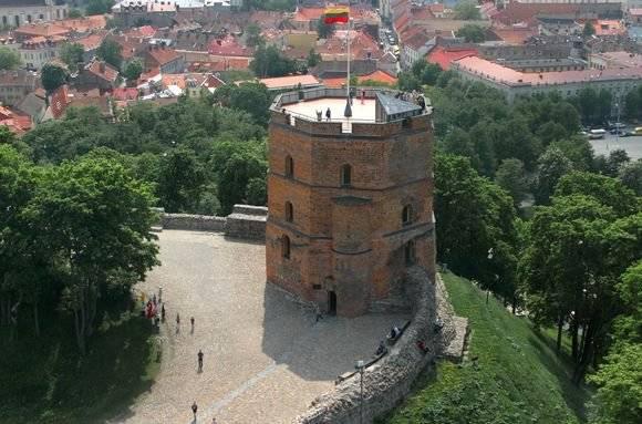 La torre de Gediminas 1