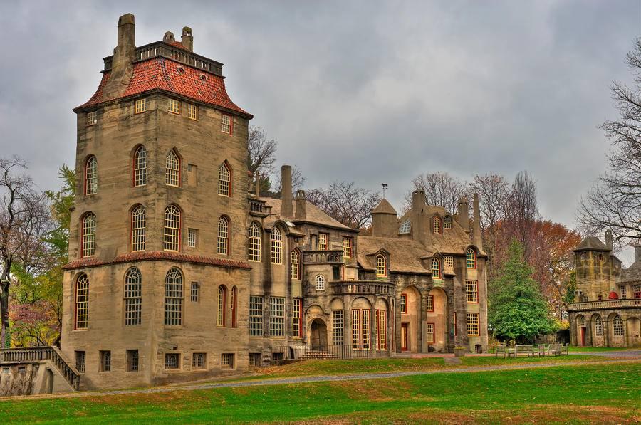 Turismo de Castillos en Estados Unidos