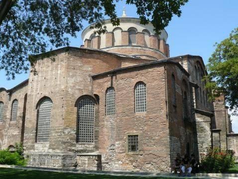 La Iglesia de Santa Irene 1
