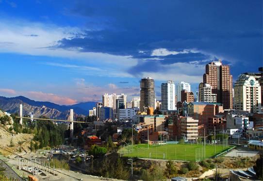 ciudad de la paz bolivia