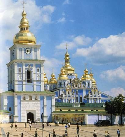 Lugares a visitar en Kiev