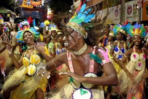 El Carnaval de Bahía 1