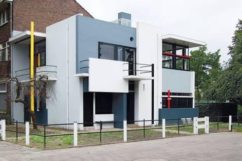 """La Casa """"Rietveld Schröder"""" 1"""