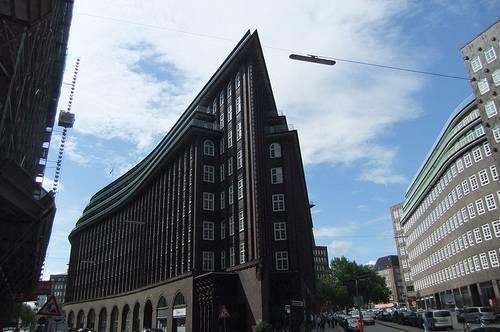 El Chilehaus de Hamburgo 1