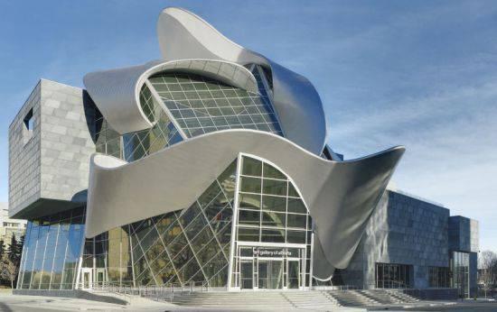 La Galería de Arte de Alberta 1
