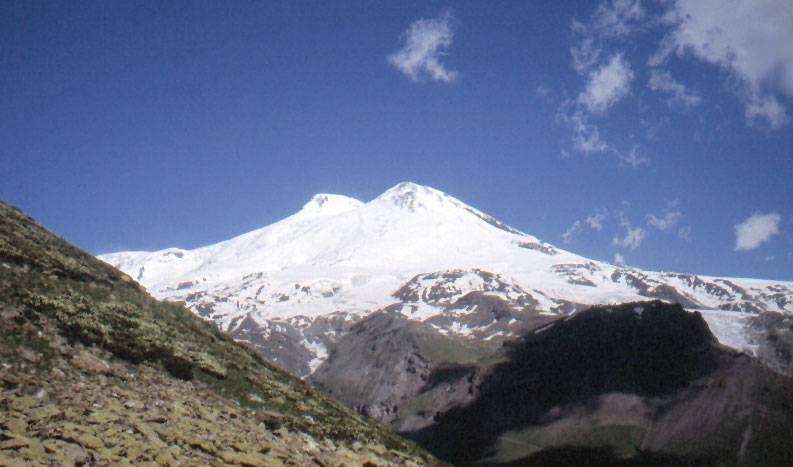 El Monte Elbrus 1